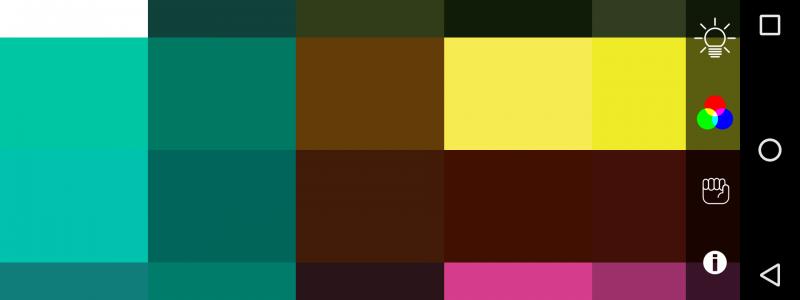 VideOSC default mode